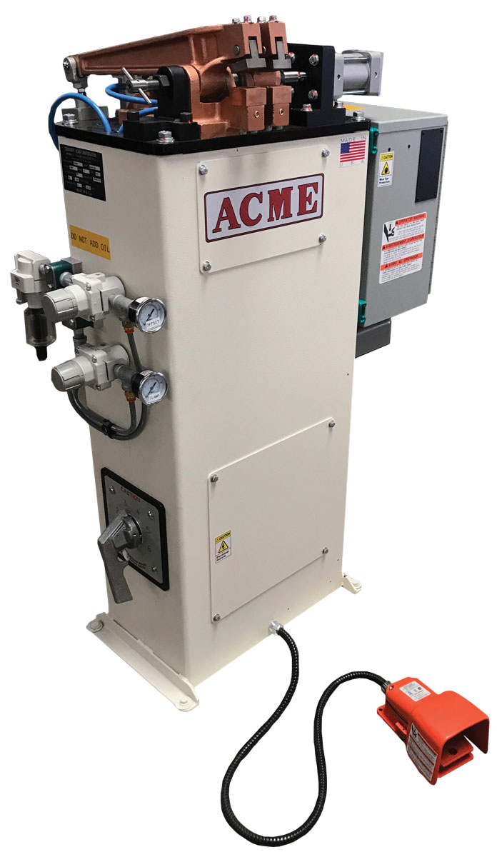 Acme Butt Amp Tee Welders Seedorff Acme